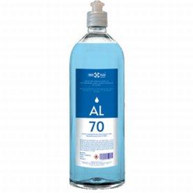 Gel Hydroalcoolique - Bidon de 1 litre - Peaux sensibles - Antalis,1