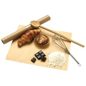 Papier Cuisson Pankraft- Papier sulfurise - Pour metiers de bouche- Points chauds - Boulangerie- Kebab- Friterie - Patisserie - Industrie agro alimentaire - Antalis,999