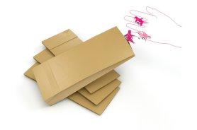 Sac en kraft -  Sachet Papier- Sac ecologique - Gaine Kraft- Antalis,1