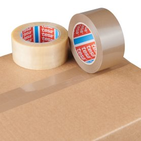 Ruban Adhesif manuel tesa ®-  Adhesif PP - Polypropylene - Caoutchouc- Acrylique - Bande adhesive,2