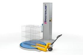 Machine et equipement pour l'emballage - Machine de Packaging - Fermeuse de caisse - Formeuse de caisse - equipement pour expedier - Antalis