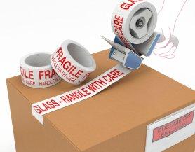 Bande Adhesive Imprimee - Adhesif Imprime -rouleau adhesif-  Antalis,1