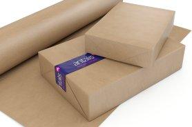 papier et carton d'emballage  - Papier Kraft