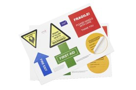Etiquettes Special impression Offset - Auto adhesifs  certifies impression offset  - produit pour les imprimeurs - Antalis,999