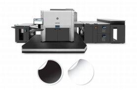 Etiquettes Special HP Indigo ; Auto adhesifs  certifies HP Indigo ; Impression numerique ; Antalis