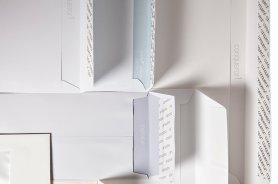 Enveloppes pour communication d'entreprise
