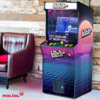 Photo Mactac Polymeric Vinyl