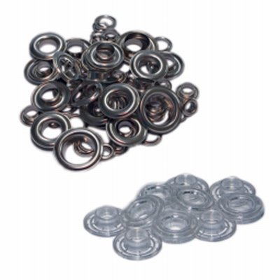 EMBLEM Œillets métal Application