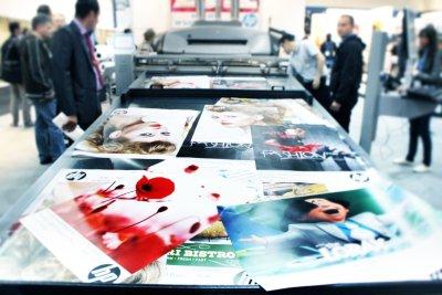 Photo d'application HP Production Matte Polypropylene PW XL