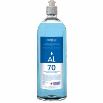 Bidon de gel hydroalcoolique de 1 litre - Antalis