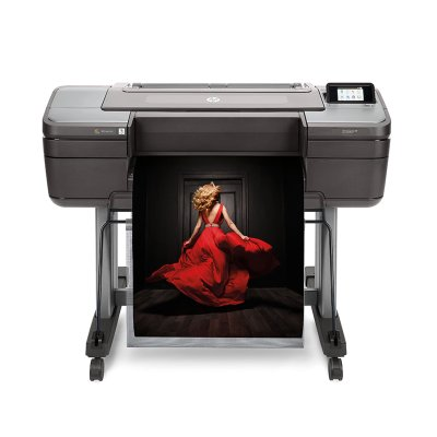 Photo HP Designjet Z9+ laize 61 cm PostScript