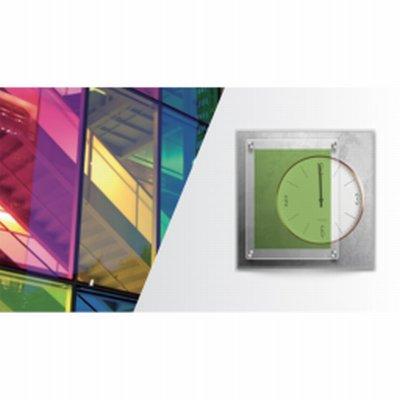 Film Couleur Vert Printemps PET