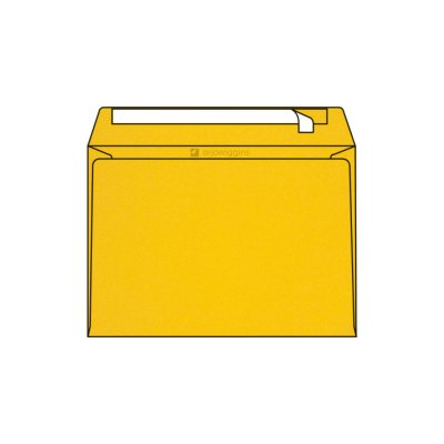 Enveloppe Pop'Set C5, 162x229, Enveloppe de creation, Jaune, Sunshine Yellow , Antalis France