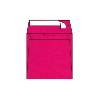 Enveloppe Carrée Pop'Set, 170x170, Enveloppe de creation,Rose Irrisée, Cosmo Pink, Antalis France