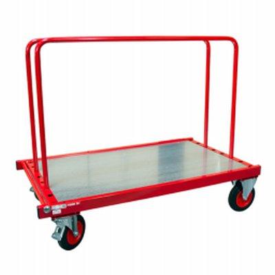 Photo Chariot porte panneaux mobile 500 kg