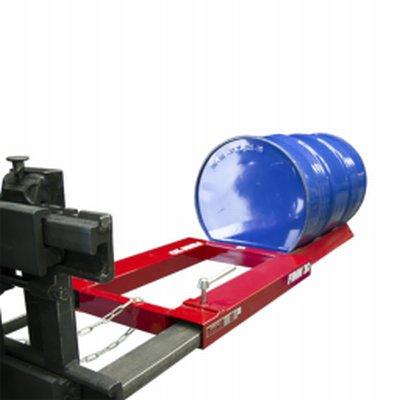 Photo Manipulateur fixe de fûts métalliques ou plastiques