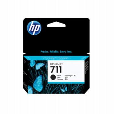 HP 711 Noir Mat Ink 38ml