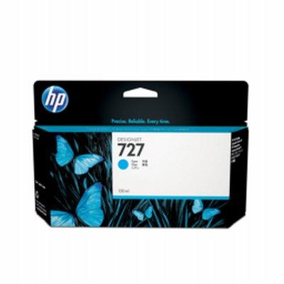 HP 727 Cyan Ink 130ml