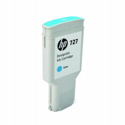 HP 727 Cyan Ink 300ml