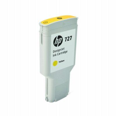 HP 727 Yellow Ink 300ml