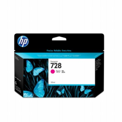 HP 728 Magenta Ink 130ml