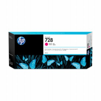 HP 728 Magenta Ink 300ml