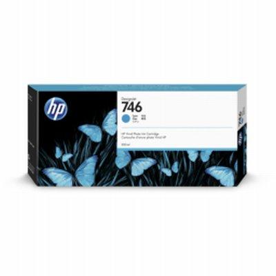 HP 746 Cyan Ink 300ml