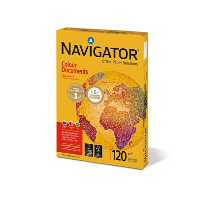 Ramette Navigator Colour Document