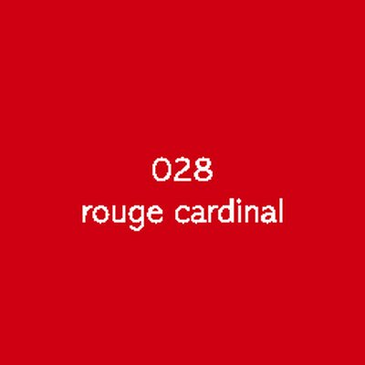 Oracal 551  028 Rouge Cardinal