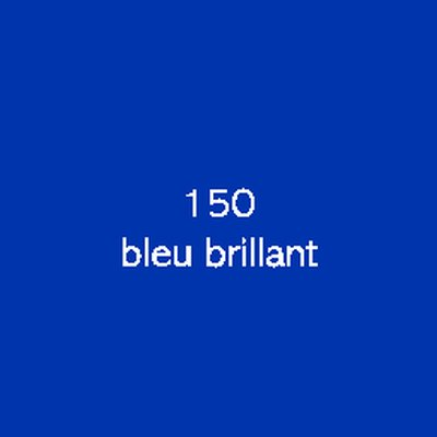 Oracal 551  150 Bleu Brillant