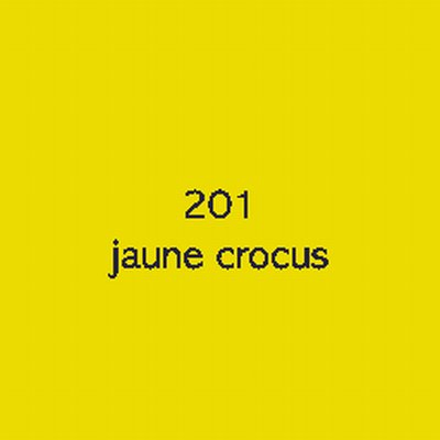 Oracal 551  201 Jaune Crocus