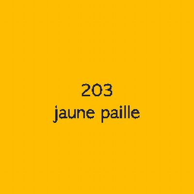 Oracal 551  203 Jaune Paille