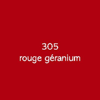 Oracal 551  305 Rouge Geranium