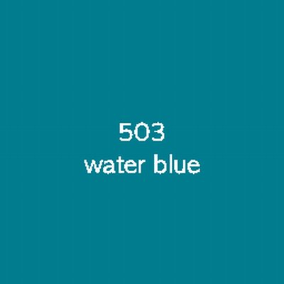 Oracal 551  503 Water Blue