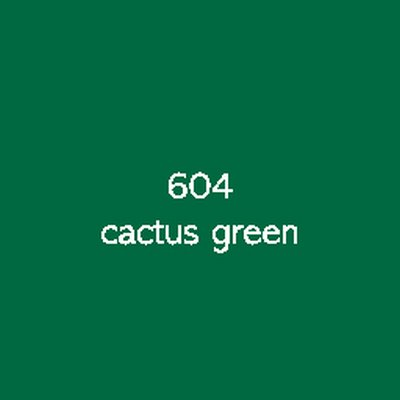 Oracal 551  604 Cactus Green