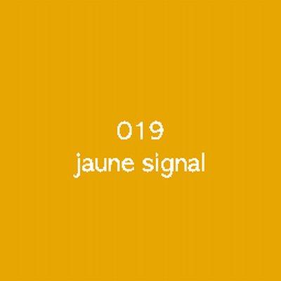 Oracal 641  019 Jaune Signal
