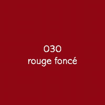 Oracal 641  030 Rouge Fonce
