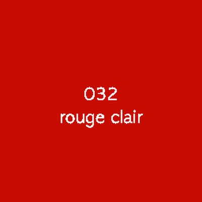 Oracal 641  032 Rouge Clair