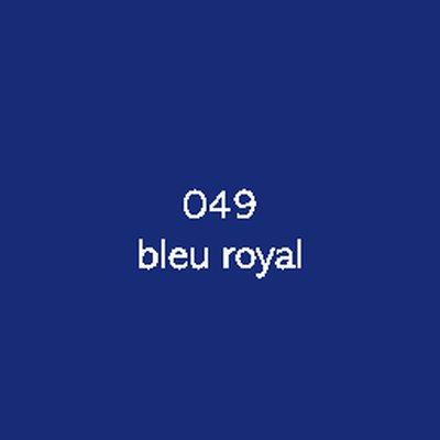 Oracal 641  049 Bleu Royal