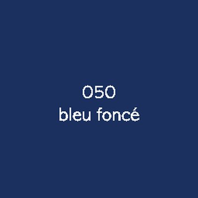 Oracal 641  050 Bleu Fonce