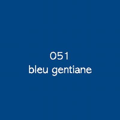 Oracal 641  051 Bleu Gentiane