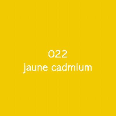 Oracal 751C  022 Jaune Cadmium