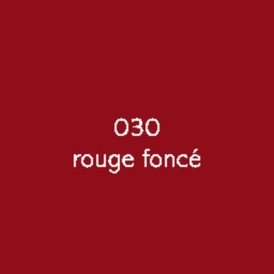 Oracal 8300  030 Rouge Fonce