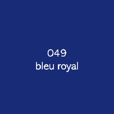 Oracal 8300  049 Bleu Royal