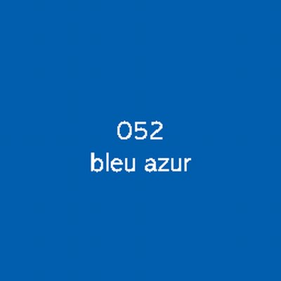 Oracal 8300  052 Bleu Azur