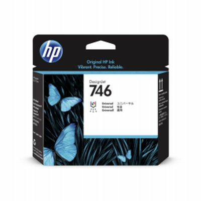 HP 746 Tete impression Z6 Z9
