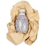 Papier bulle- corde- recycle - ecru- feuille de papier Bulle-Papier d'Emballage- Expedition - Packaging-Protection- Antalis