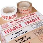 Ruban adhesif manuel de signaletique