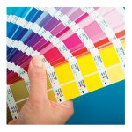 Papier pantone color bridge coated - Antalis