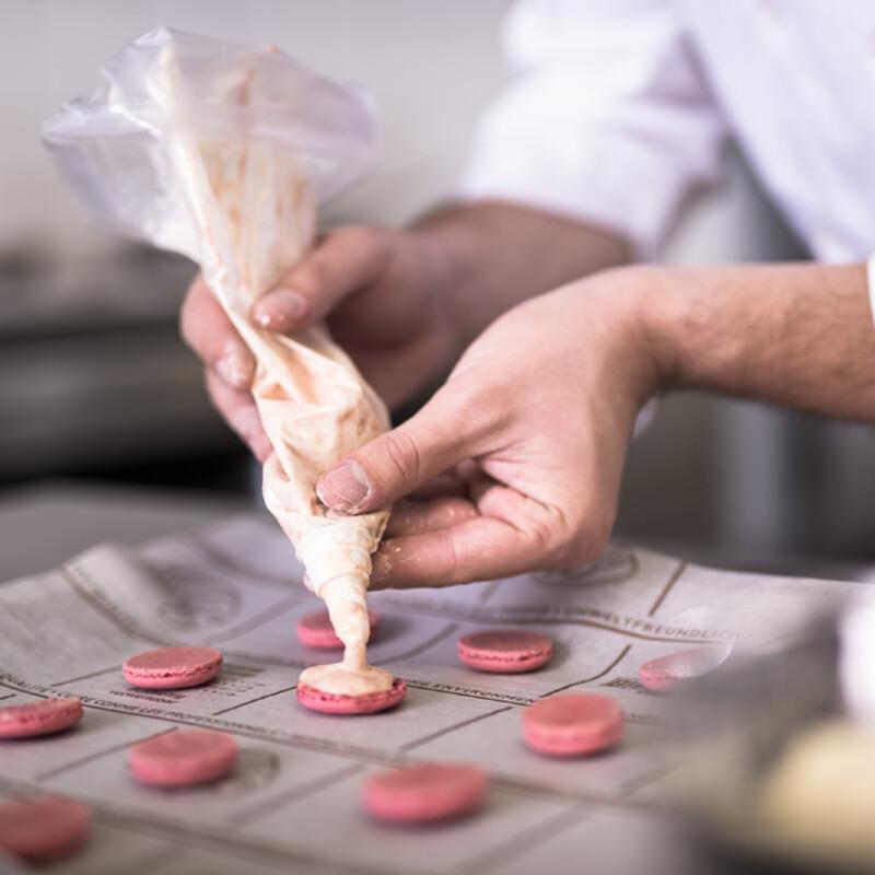 Papier Cuisson Plaqnet- Papier sulfurise - Pour metiers de bouche- Points chauds - Boulangerie- Kebab- Friterie - Patisserie - Industrie agro alimentaire - Antalis